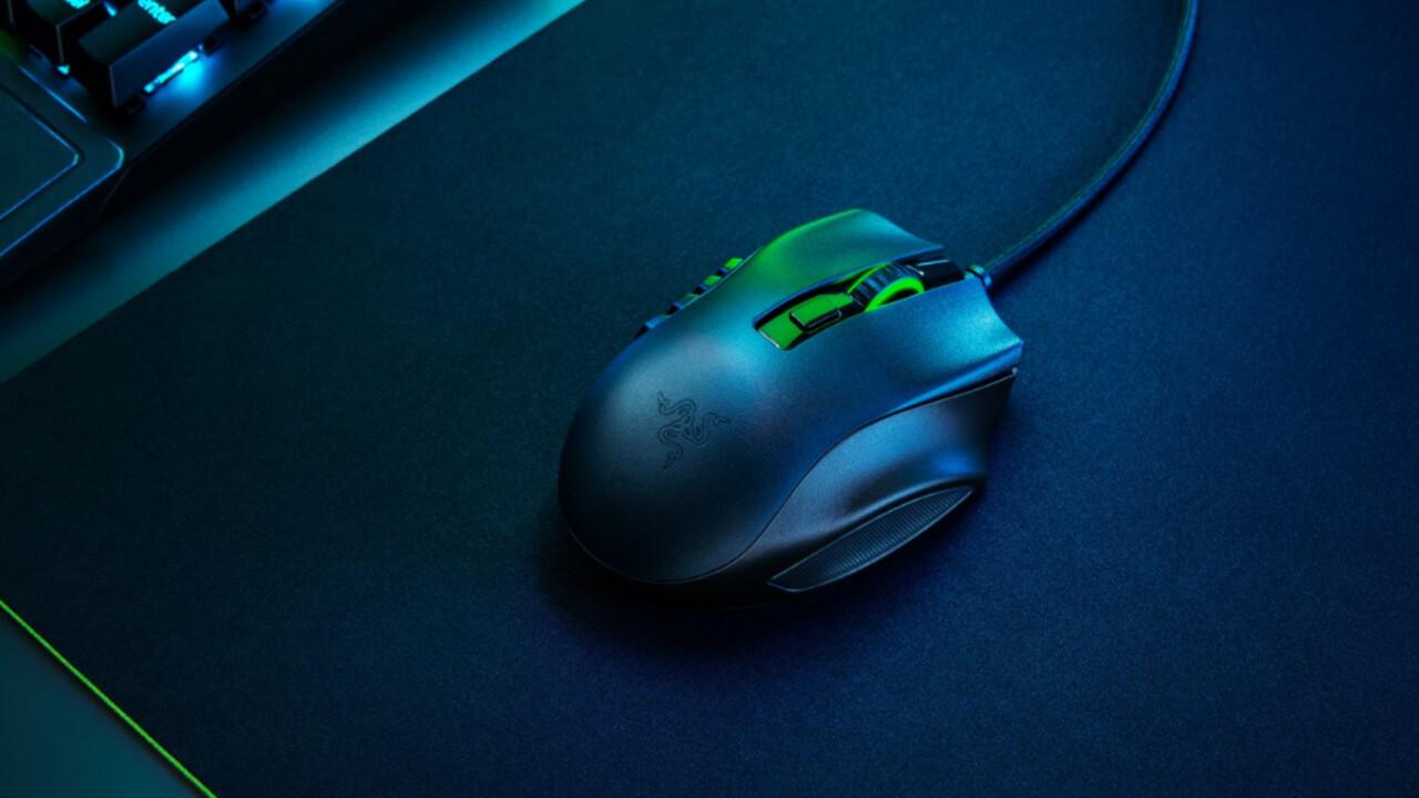 Naga X: Razer macht die MMO-Maus ohne Module günstiger