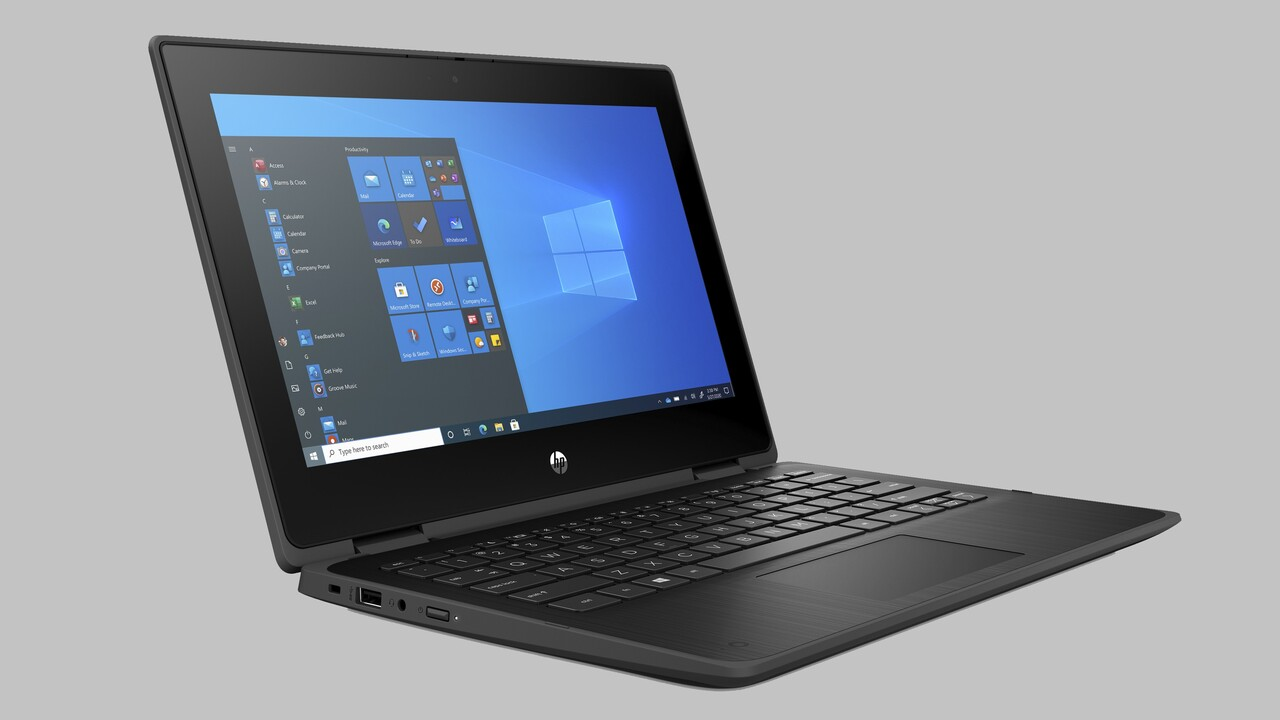 HP ProBook x360 11 G7 EE: 12-Zoll-Windows-Convertible mit Einsteiger-CPU