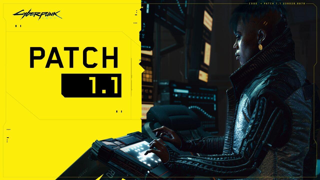 Cyberpunk 2077 Patch 1.1: CD Projekt legt das Fundament für künftige Verbesserungen