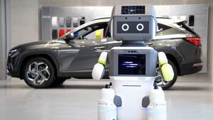 DAL‑e: Bei Hyundai beraten künftig auch Roboter