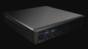 ASRock Jupiter X300: 1-Liter-Mini-PC für AM4-Prozessoren mit 65 Watt