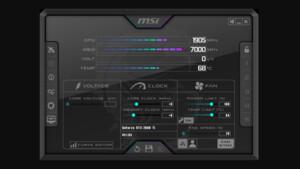 MSI Afterburner: OC-Tool übertaktet jetzt auch erstmals AMD Radeon RX 6000