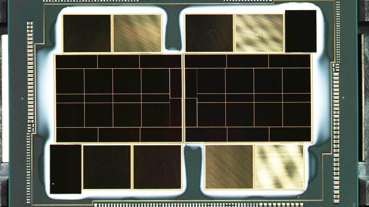 Intel Xe-HPC: Imposantes Chiplet-Design von Ponte Vecchio offenbart