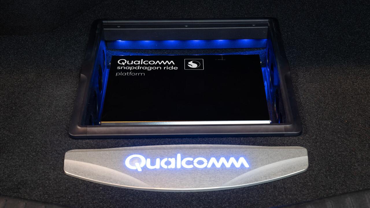 Autonomes Fahren: Snapdragon Ride skaliert von 10 bis über 700TOPS