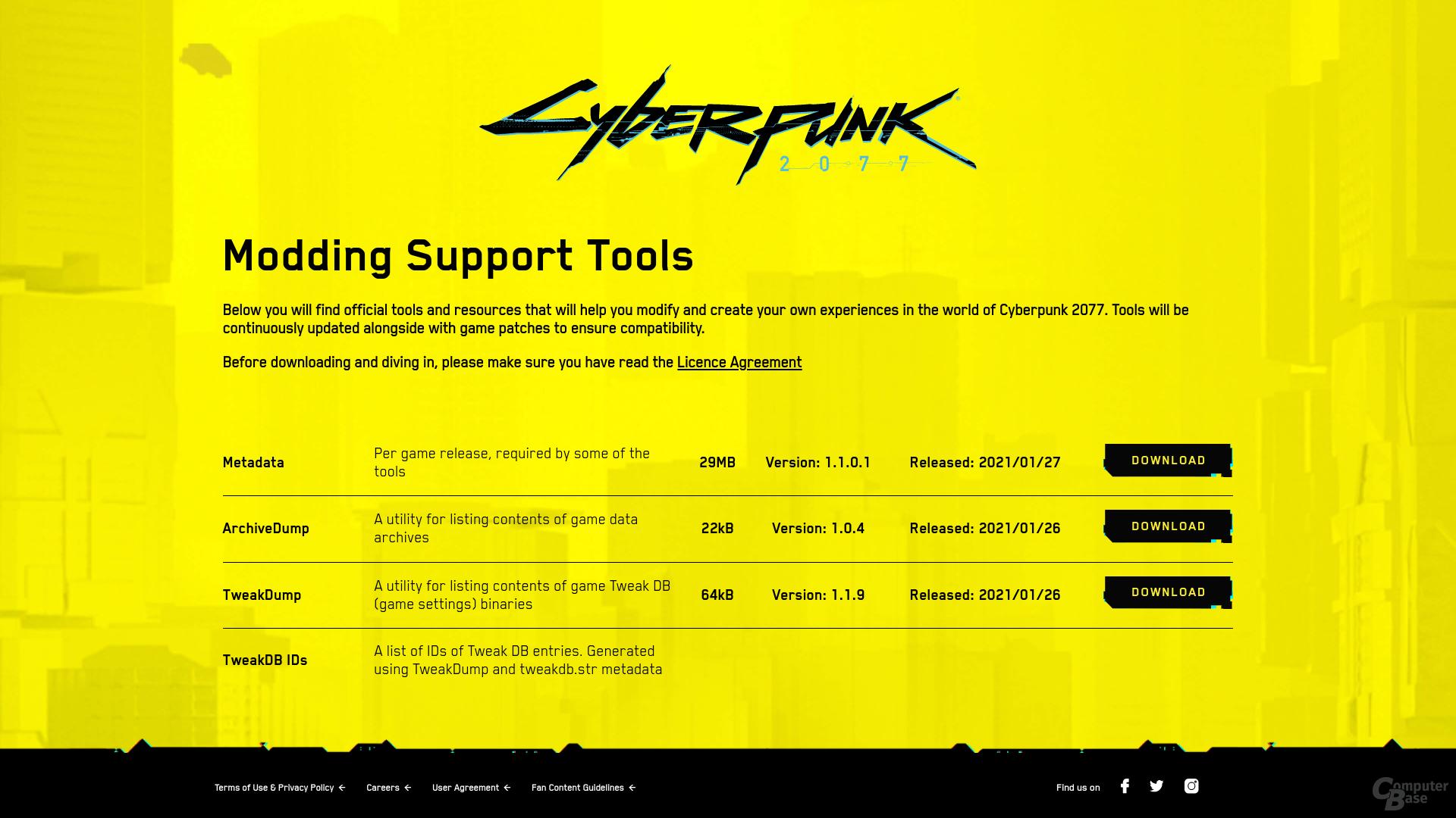 CD Projekt Red startet den offiziellen Modding-Support für Cyberpunk 2077