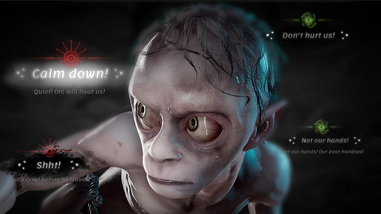 Gollum: Herr-der-Ringe-Spiel verzögert sich
