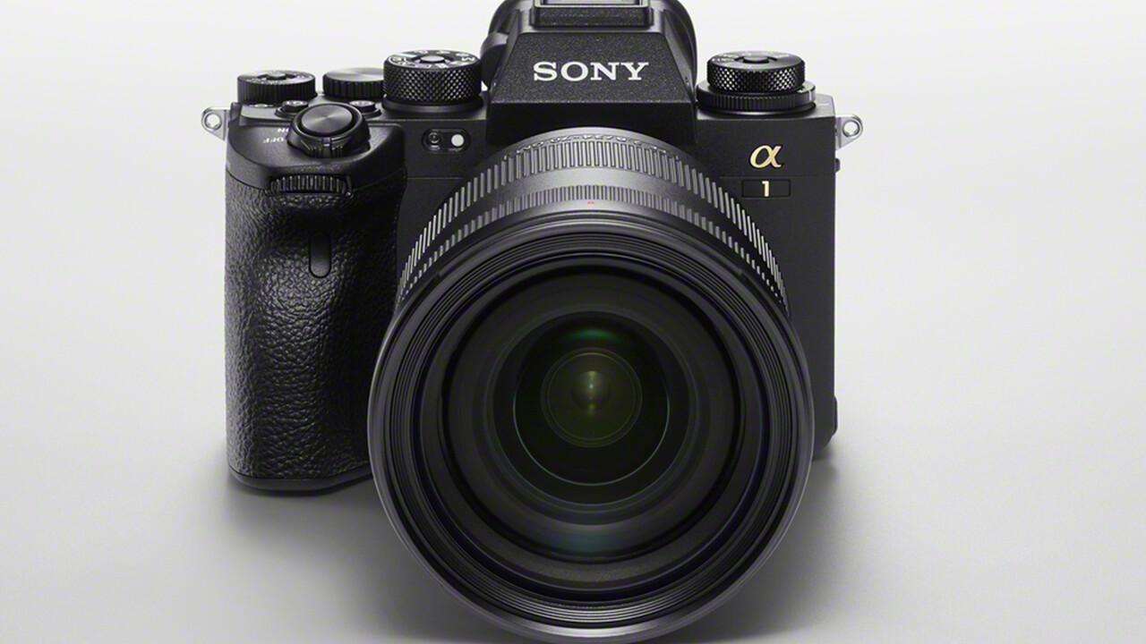 Sony Alpha 1: Neue Profikamera mit 50 Megapixeln und 8K-Video