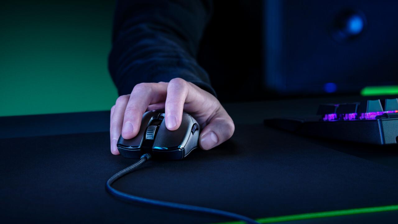 Viper 8KHz: Die erste verfügbare 8.000-Hertz-Maus kommt von Razer
