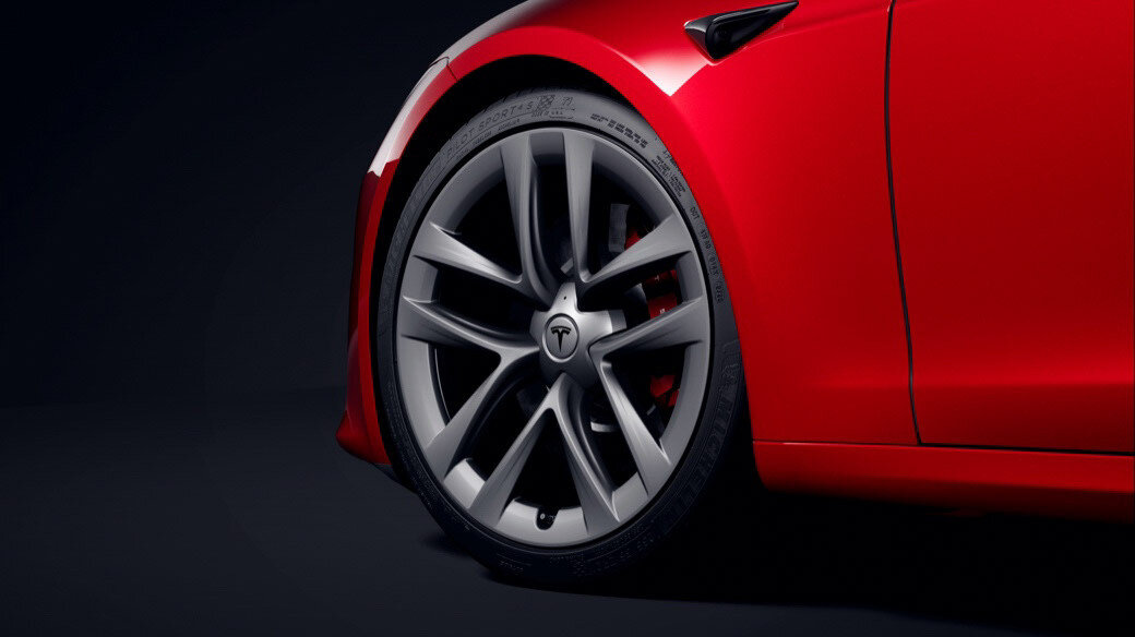Tesla Model S (2021)