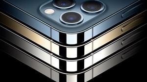 Quartalszahlen: Apple mit Umsatzrekord dank des iPhone 12