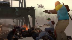 Left 4 Dead 2: Indizierung aufgehoben, Uncut-DLC verfügbar