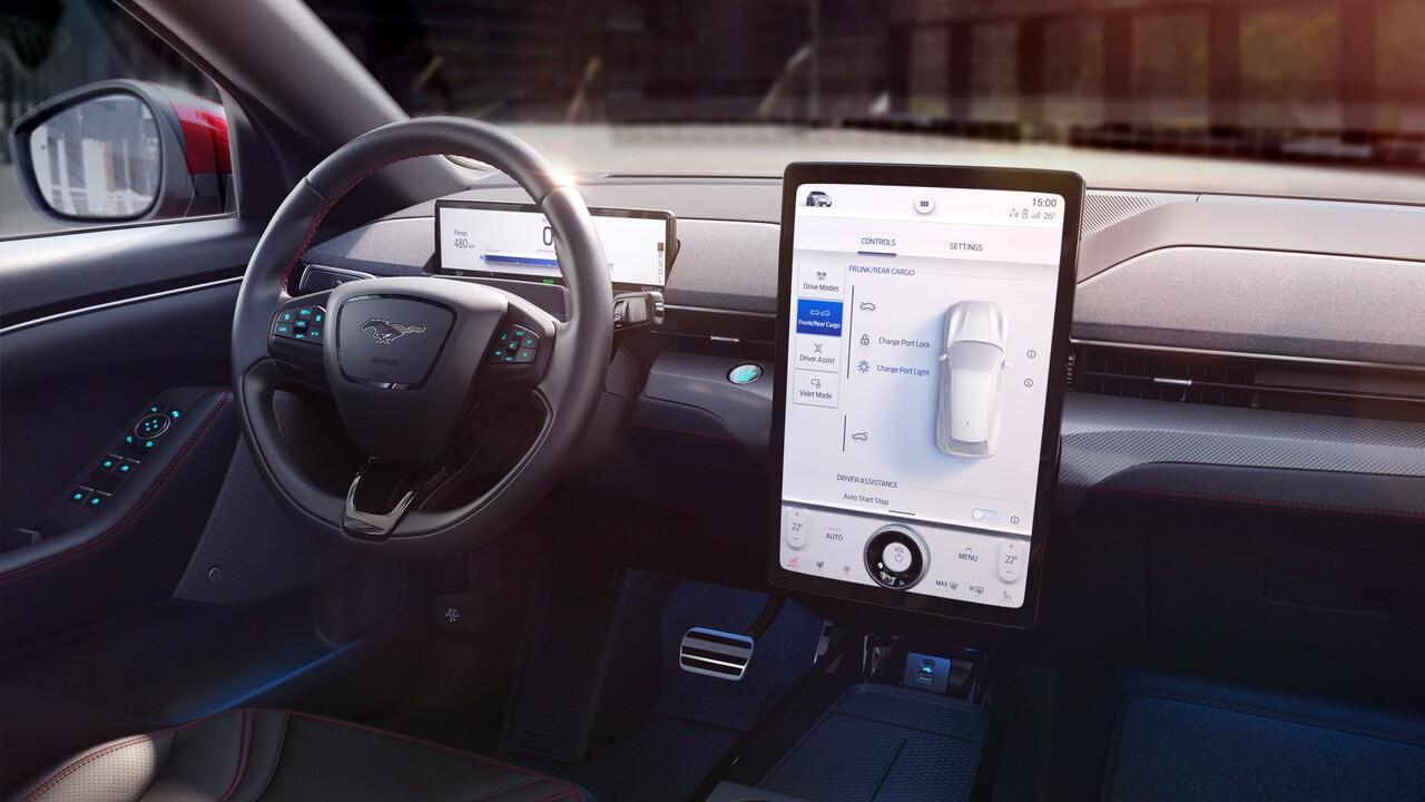 Sync 5: Ford setzt ab 2023 auf Android als Auto-Betriebssystem