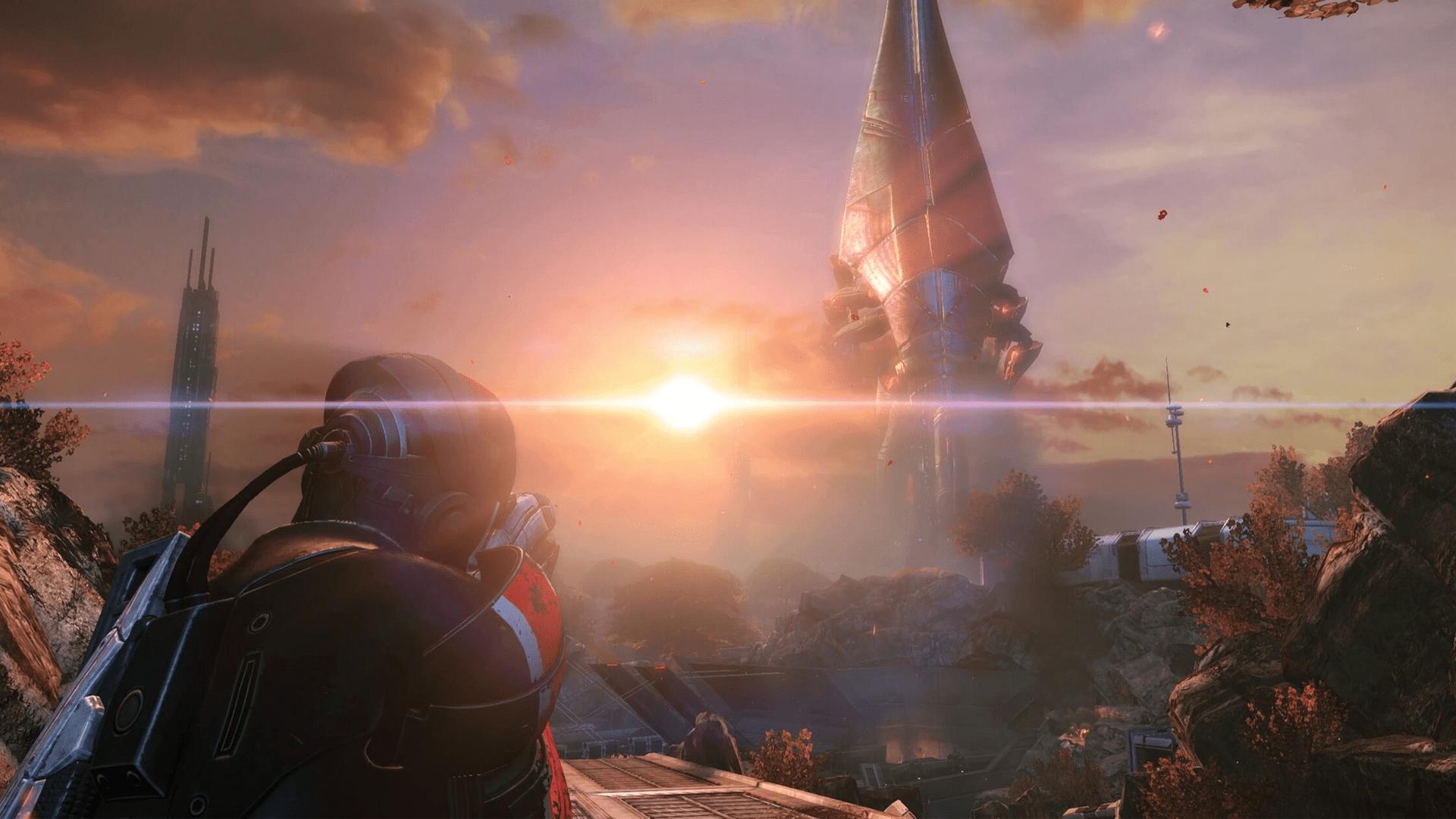 Mass Effect Legendary Editon