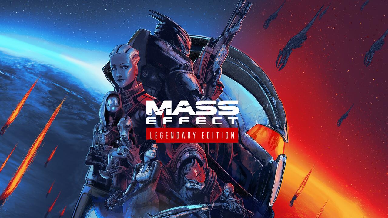 Mass Effect Legendary Edition: Remaster-Trilogie erscheint am 14. Mai für PC und Konsole