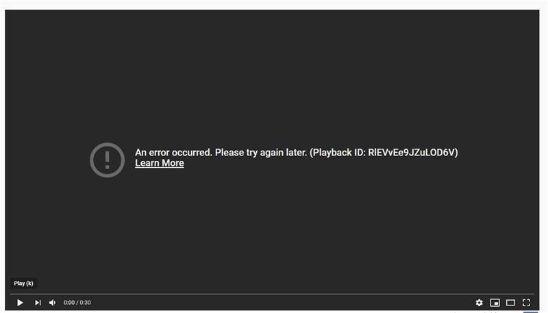 AdBlocker können zu Abstürzen auf YouTube führen