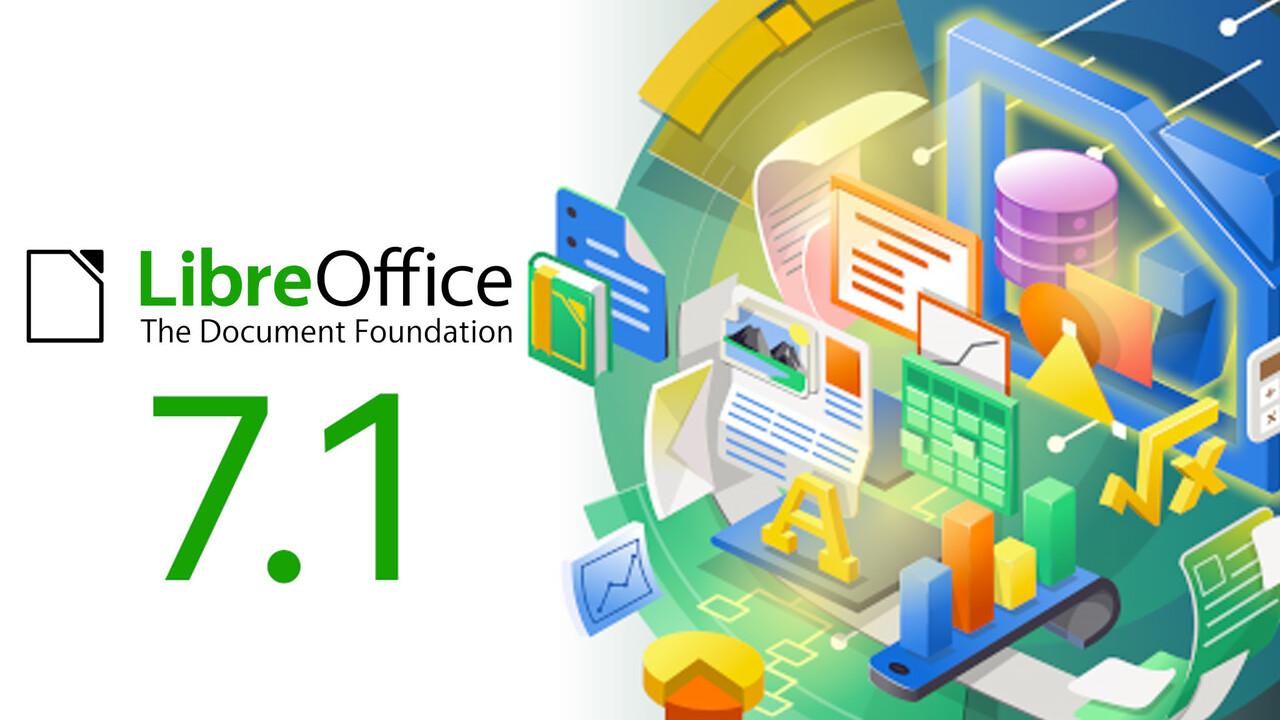 LibreOffice 7.1 Community: Die freie Office-Suite wird mächtiger und anpassbarer