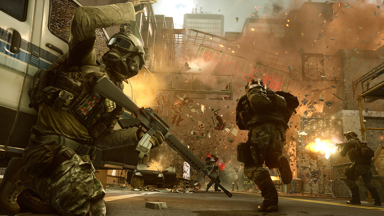EAs Pläne: Live Service für Codemasters, Battlefield 6 ab 2021