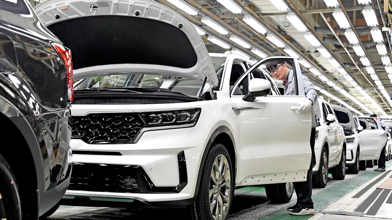 Apple Car: Auto soll bei Hyundai/Kia in den USA gebaut werden