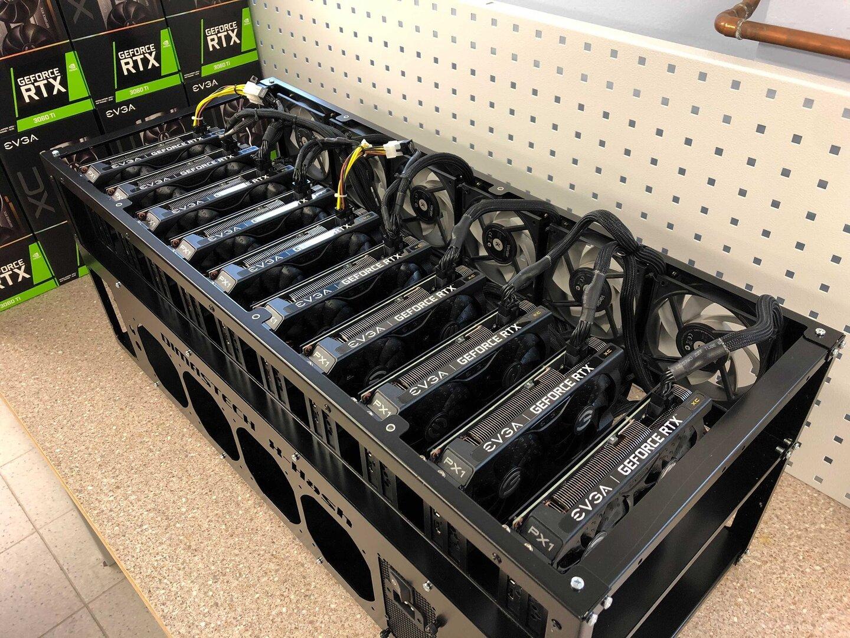Mining mit GeForce RTX