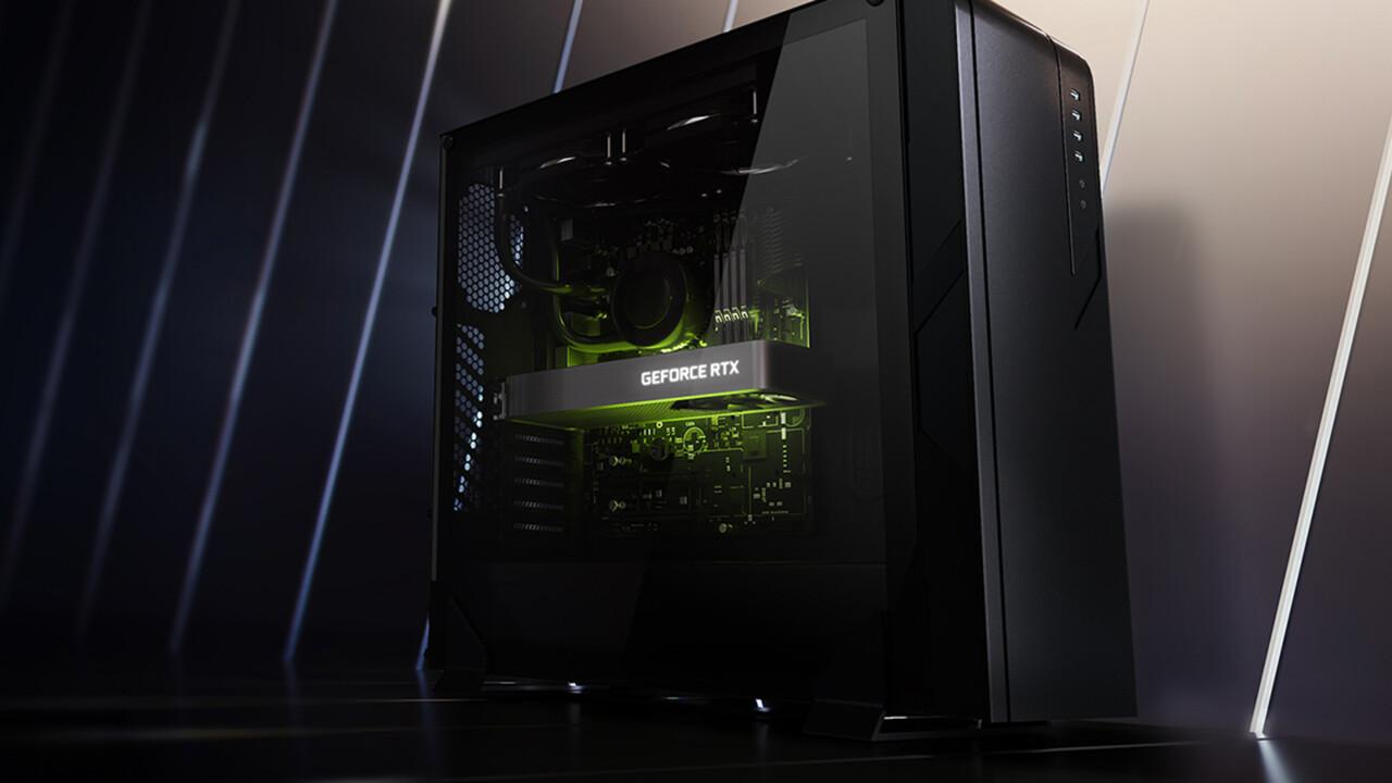 Nvidia GeForce RTX 3060: Kleinste Gaming-Ampere-GPU erscheint am 25. Februar