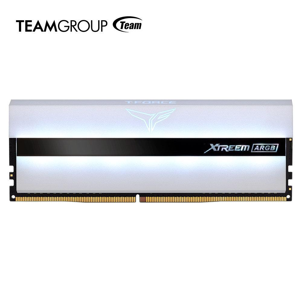 Team Group T-Force Xtreem ARGB White