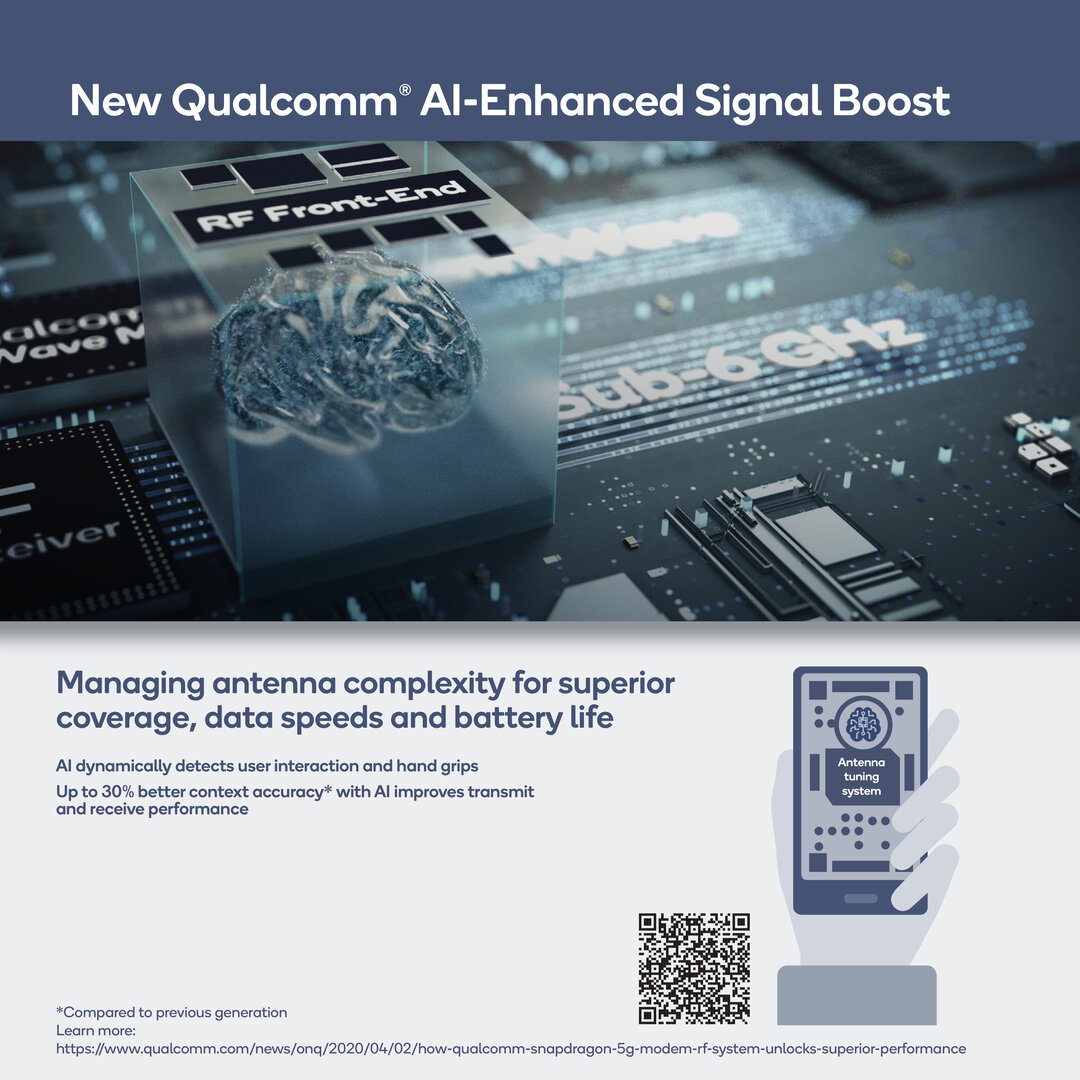 AI-Enhanced Signal Boost