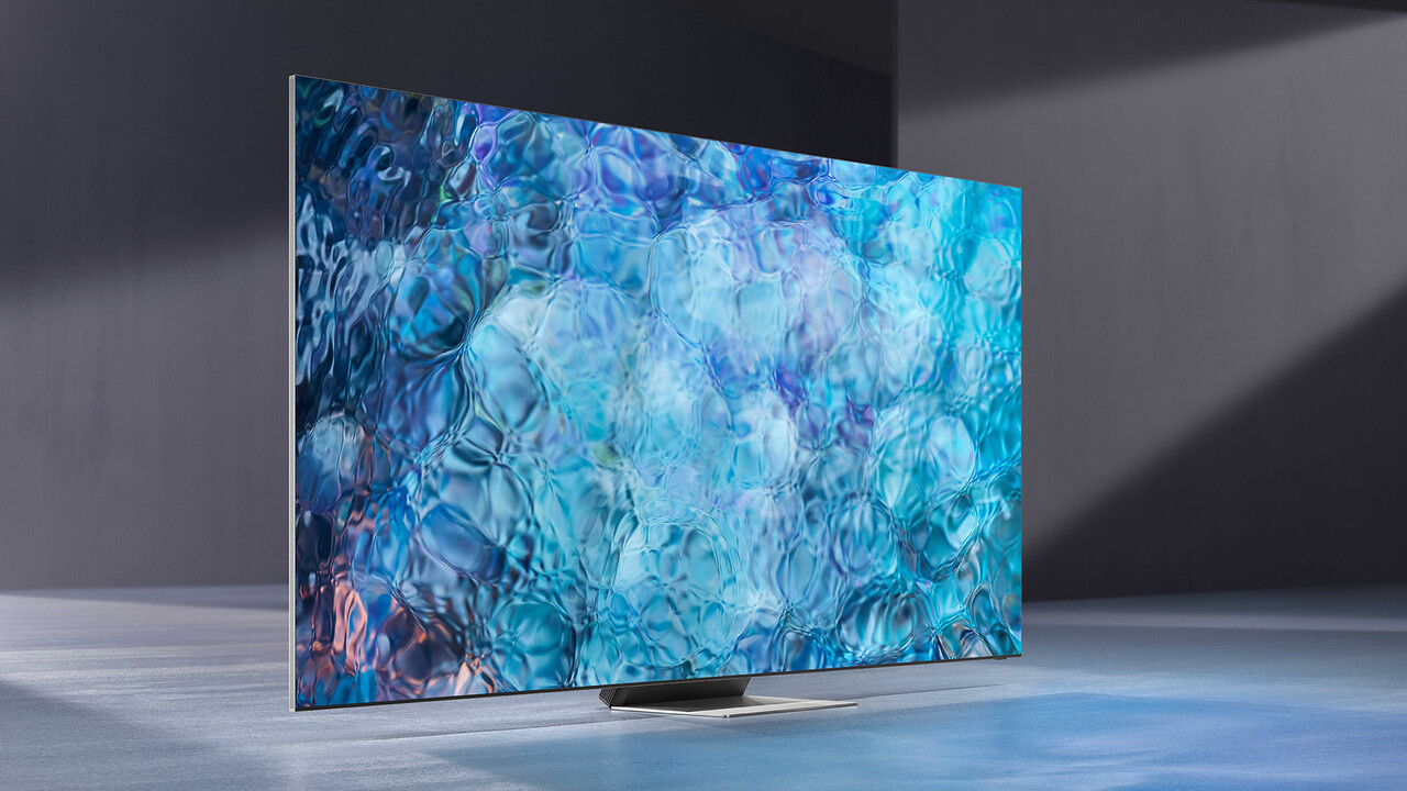 Neo QLED: Samsung nennt erste Preise für Mini-LED-Fernseher - ComputerBase