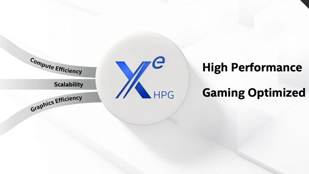 Xe HPG: Intels Gaming-Grafikkarte läuft im Labor