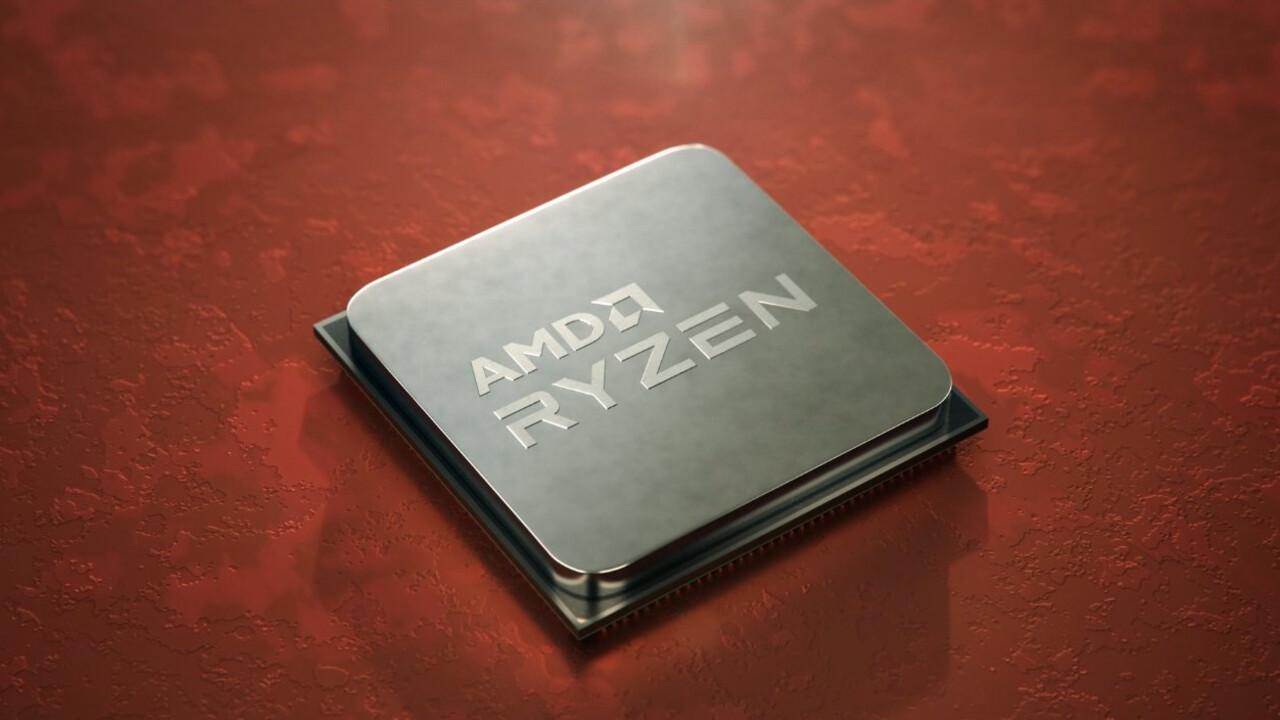 """AMD Ryzen 7 Pro 5750G: Desktop-APU auf Basis """"Cezanne"""" aufgetaucht"""