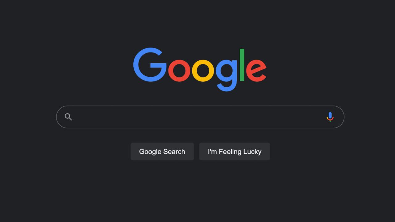 Suchmaschine: Google testet Dark Mode - ComputerBase