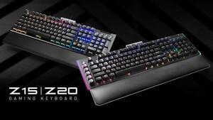 Hertzrasen: EVGA Z15 und Z20 sind Tastaturen mit 4.000 Hz