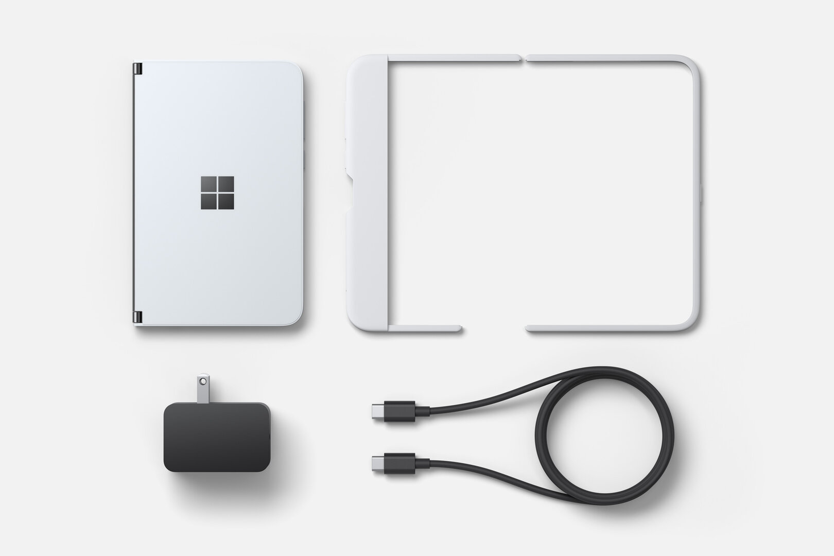 Surface Duo Lieferumfang