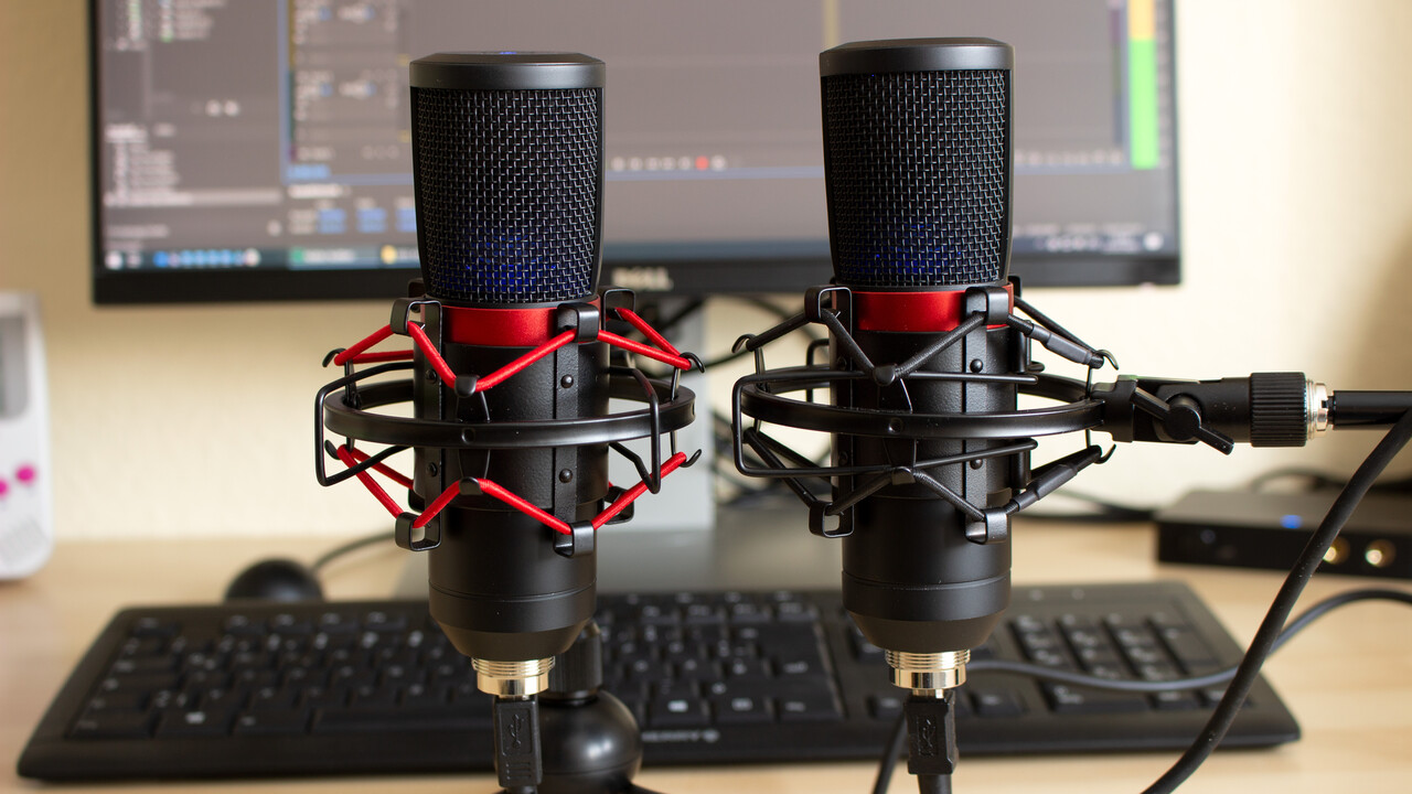 SPC Gear SM950(T) im Test: Interessante Podcast-Mikrofone ab 70 Euro - ComputerBase