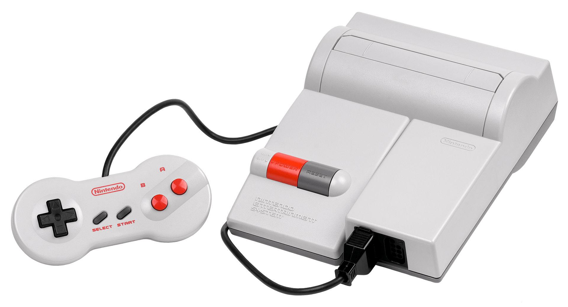 """Das """"NES 2"""" erschien ausschließlich in den USA und Australien"""