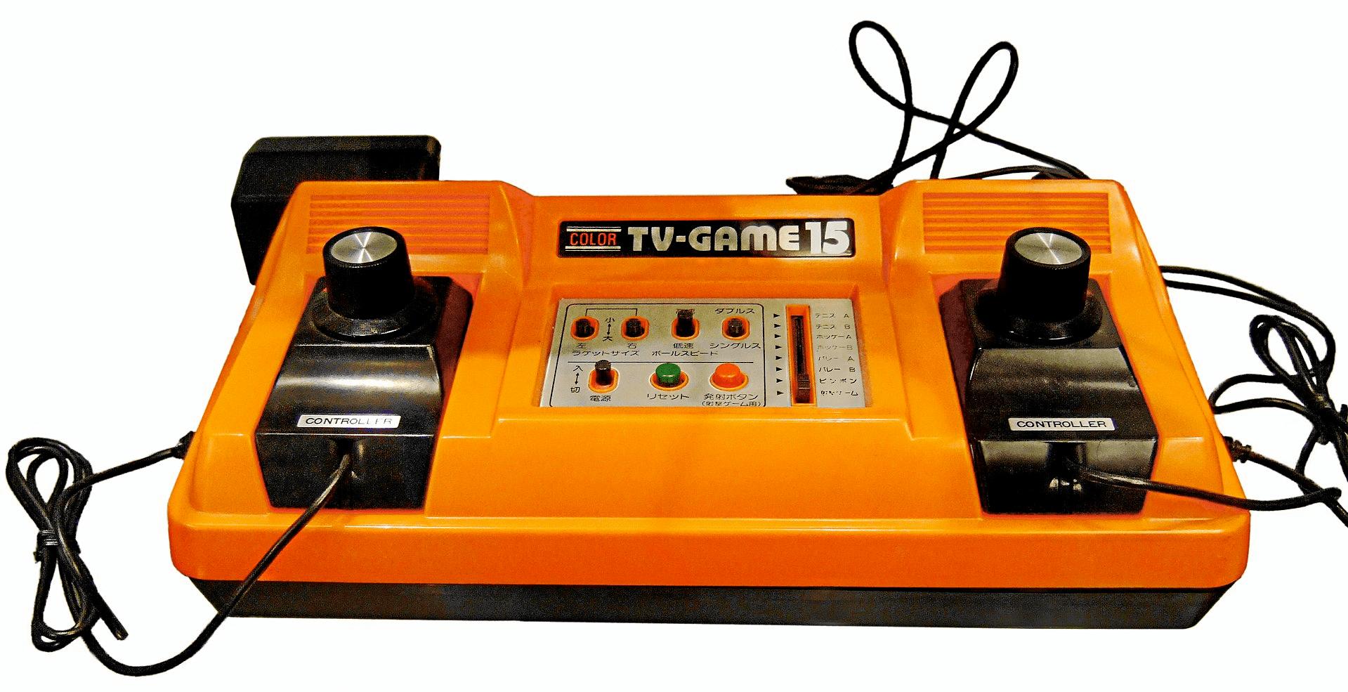 Nintendo Color TV-Game 15