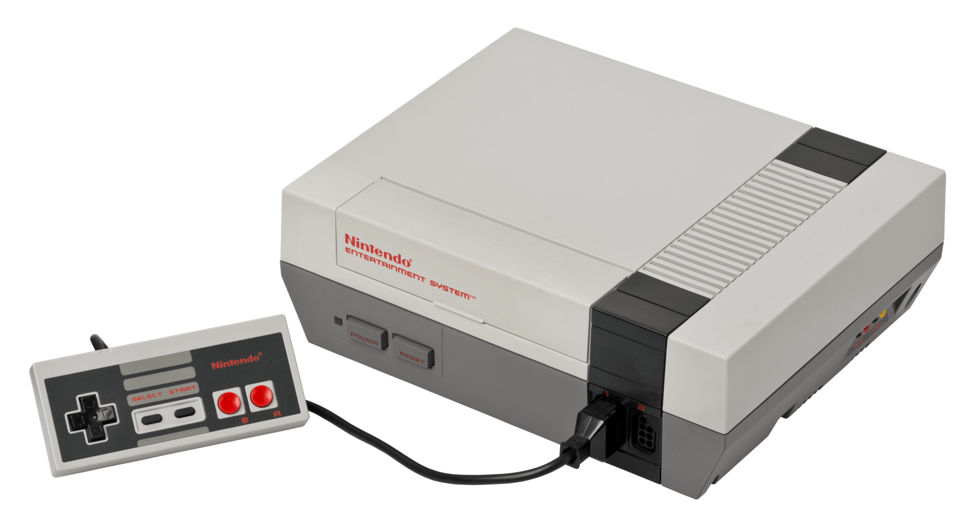 Das Nintendo Entertainment System