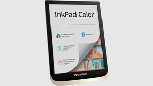 E-Book-Reader: PocketBook stattet auch das InkPad mit Farbe aus
