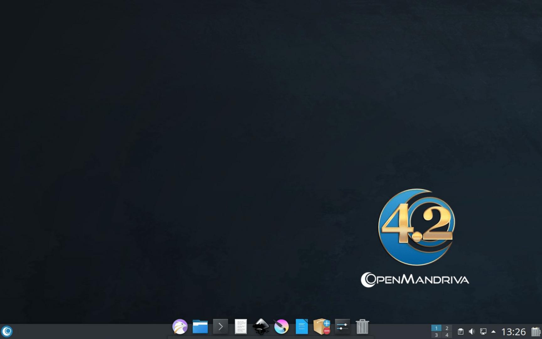 OpenMandriva Lx 4.2 mit Linux 5.10.14 und KDE Plasma 5.20.5