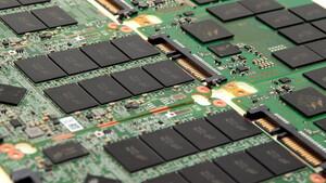 333 Millionen: SSDs überholen HDDs bei Stückzahl deutlich
