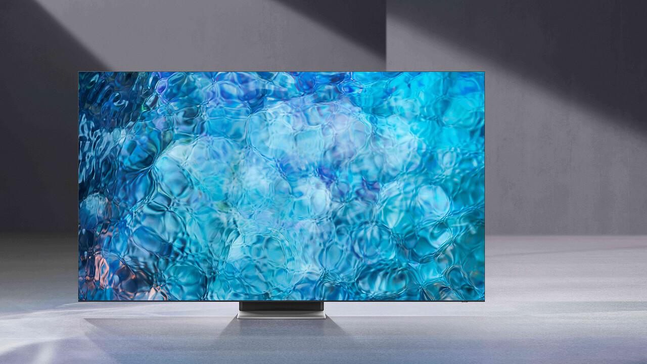 Samsung Neo QLED: FreeSync Premium Pro für alle Mini-LED-Fernseher bestätigt - ComputerBase