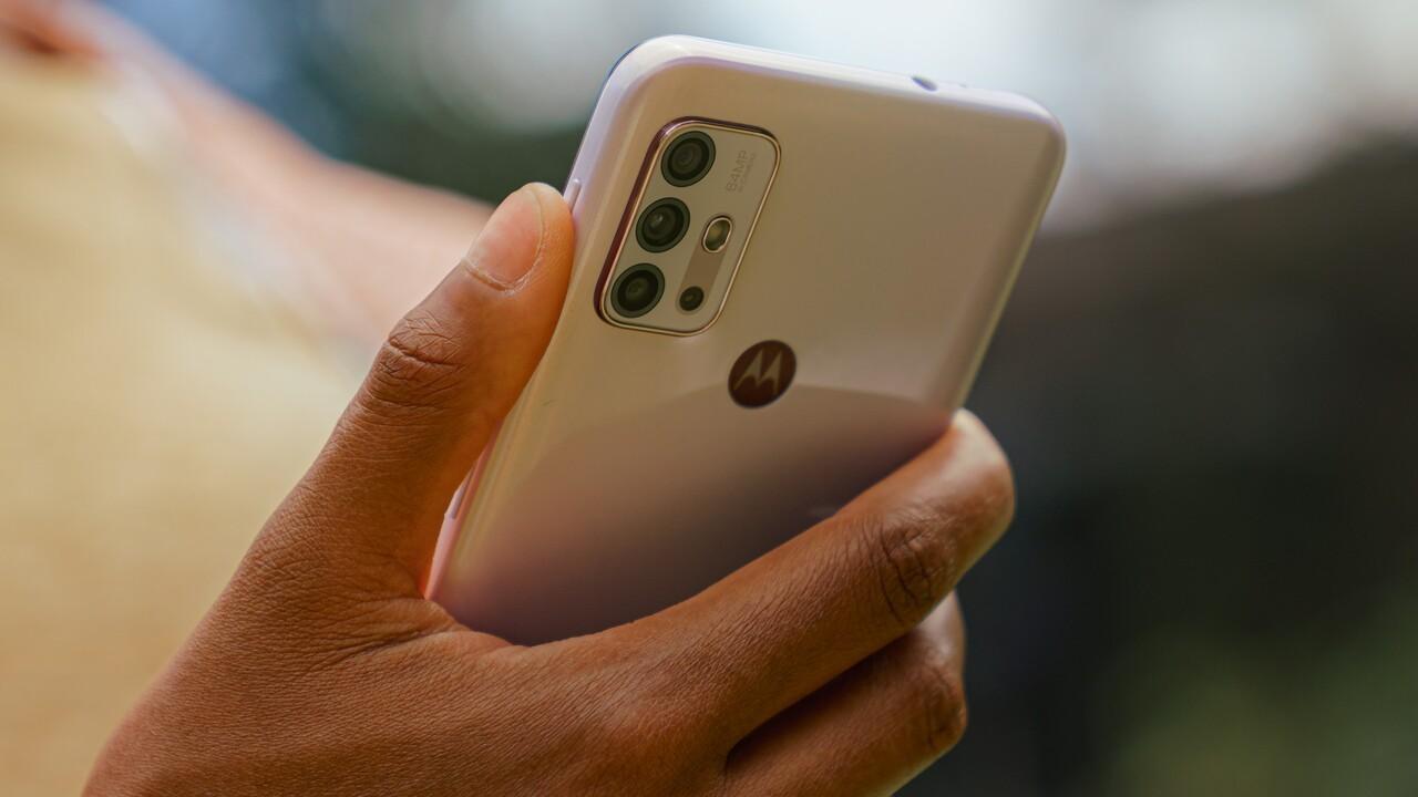 Moto G10 und Moto G30: Motorola erneuert die Android-Mittelklasse - ComputerBase