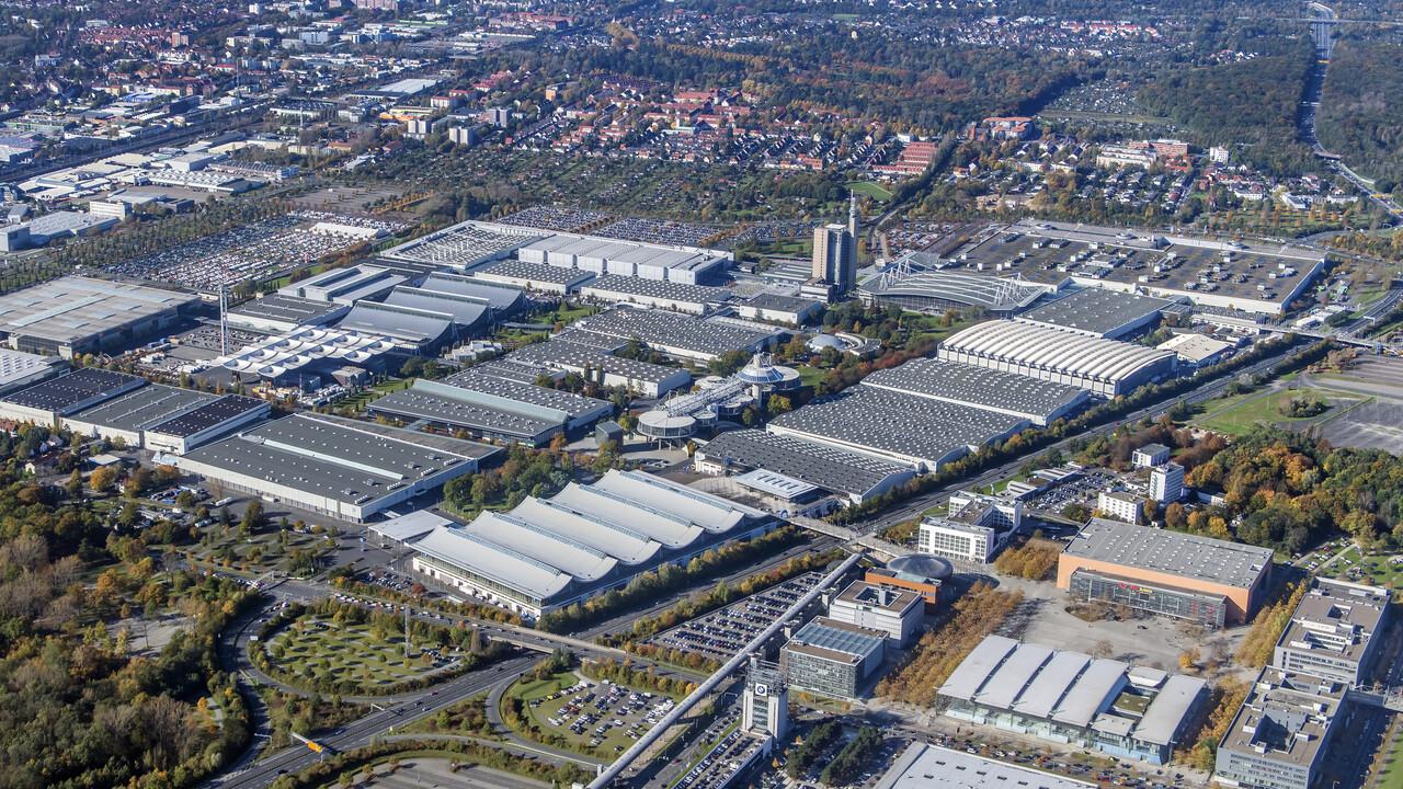 Messe Hannover: Telekom baut 5G für das größte Messegelände der Welt - ComputerBase