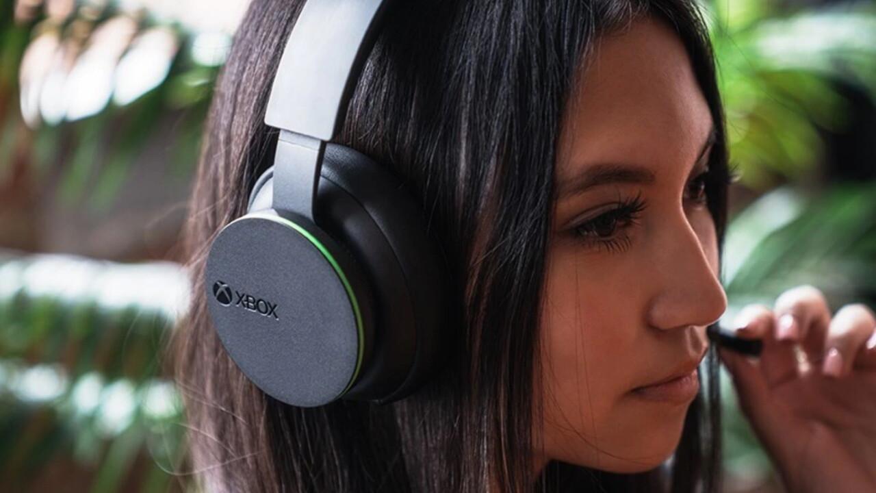 Xbox Wireless Headset: Microsoft legt Drehregler auf die Ohrmuscheln
