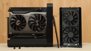 Zotac Zbox Magnus One im Test: Kompaktklasse-Gaming-PC mit 65-W-CPU und RTX 3070