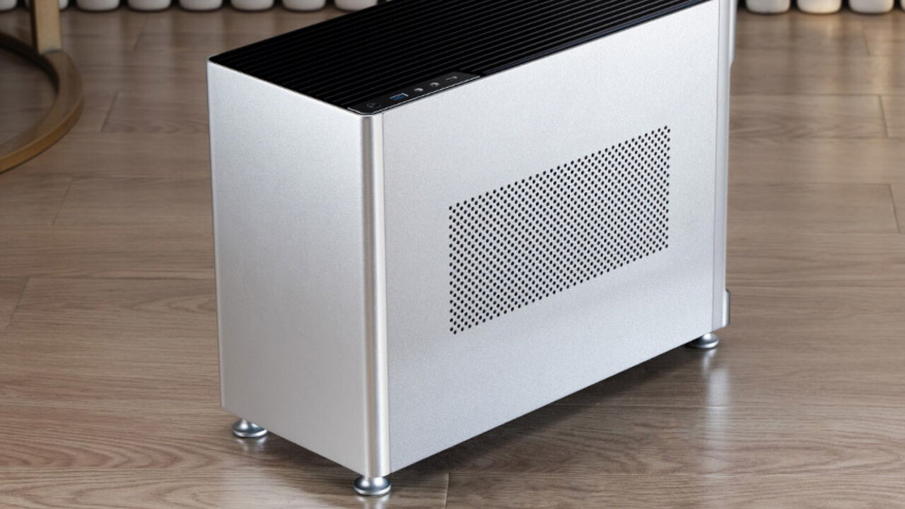 Jonsplus i100 Pro: Mini-ITX-Gehäuse kennt drei Layouts