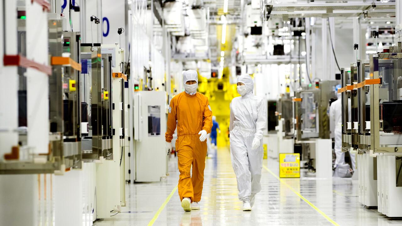 Samsung Foundry: Fabrik-Shutdown in Texas wegen Wintersturm