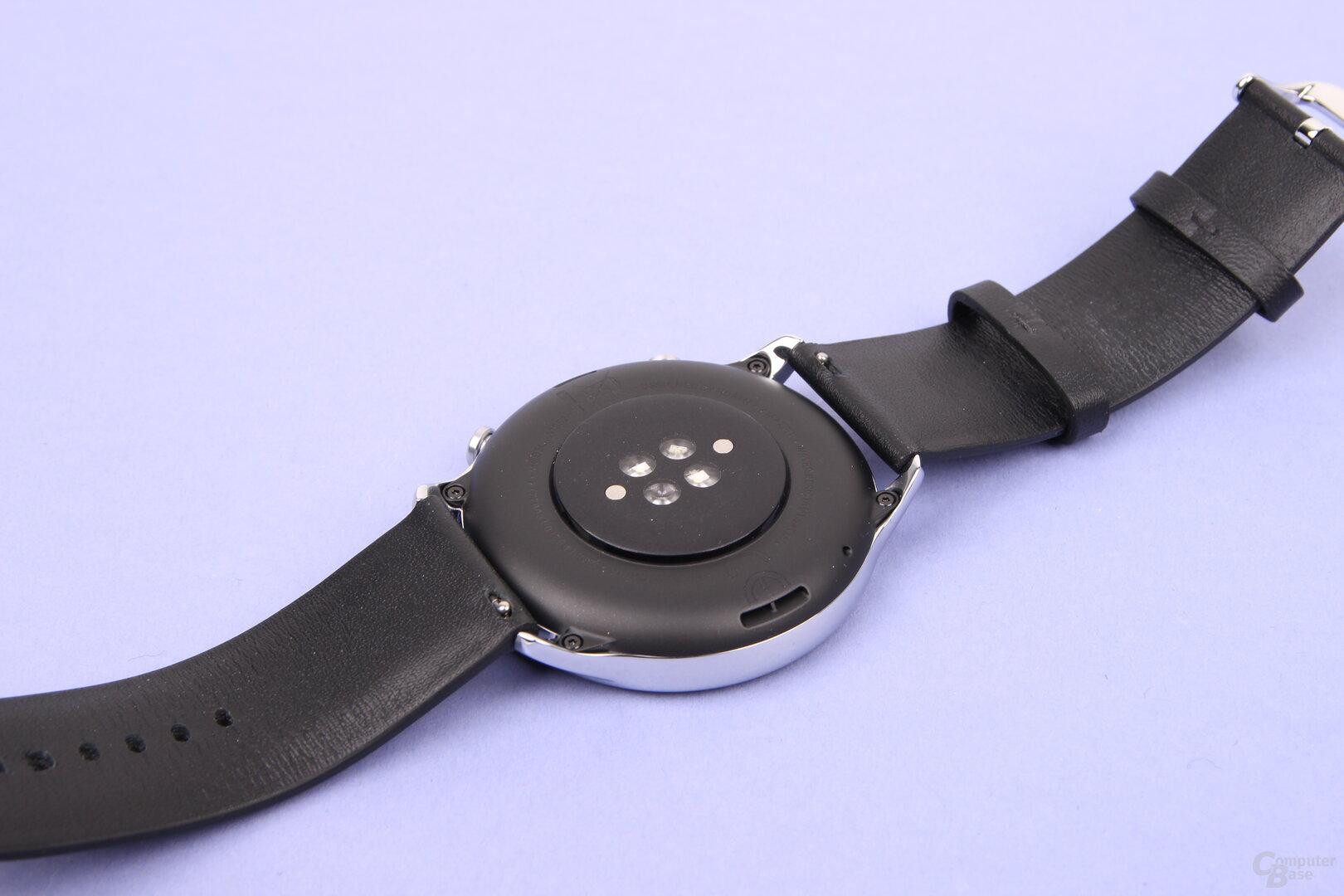 Amazfit GTR 2: Das Armband lässt sich leicht wechseln