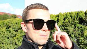 Huawei Eyewear II im Test: Smarte Sonnenbrille mit integriertem Kopfhörer
