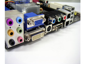AOpen i915GMm-HFS ATX Panel