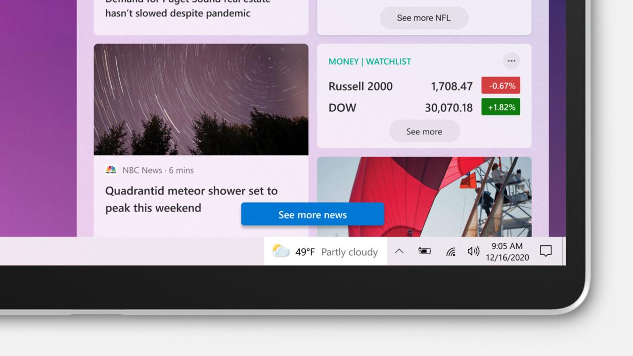 Windows 10 21H1: Großes Update im Zeichen des Home-Office-Booms